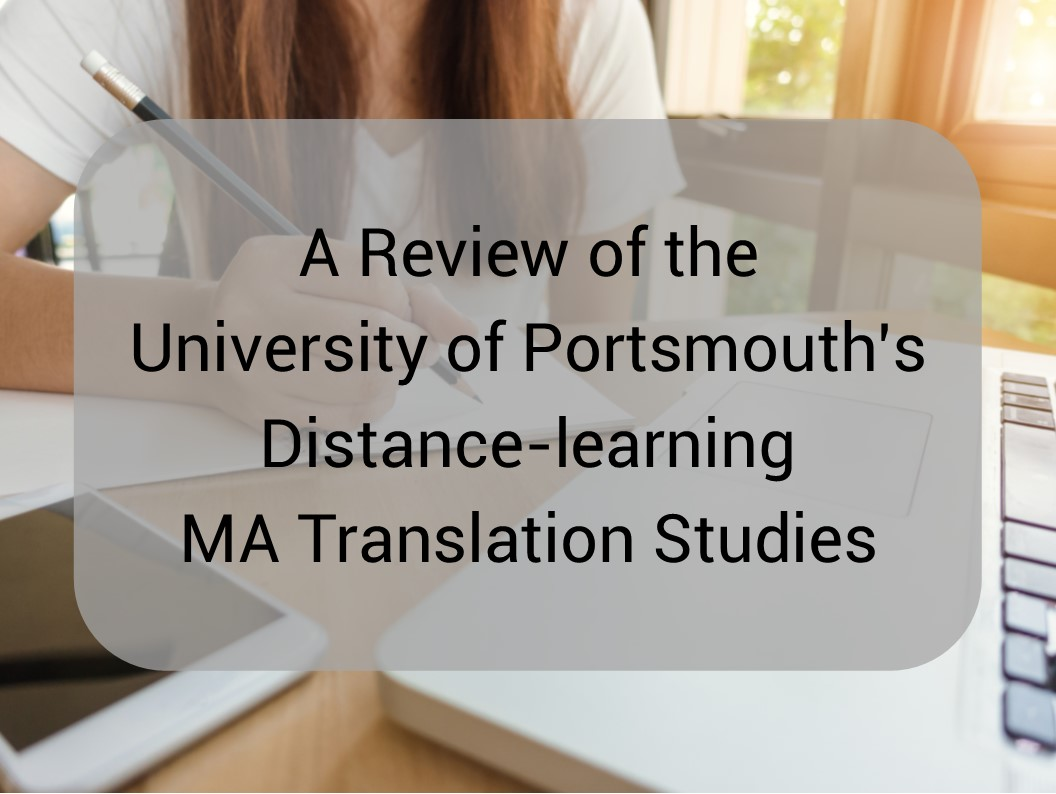 Review MA Translation Studies