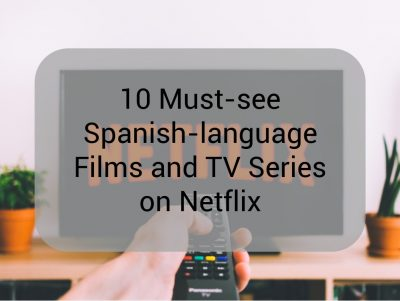 Spanish films and series on Netflix