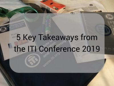 Takeaways from the ITI Conference 2019