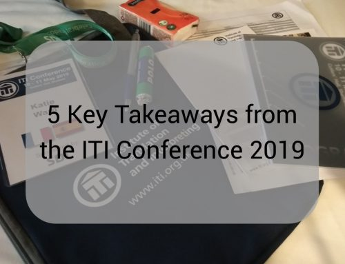 5 Key Takeaways from the ITI Conference 2019